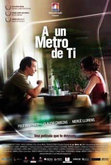 Ver película A un metro de tí