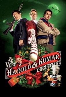 Ver película A Very Harold & Kumar Christmas