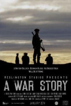 A War Story on-line gratuito