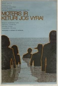 Ver película A Woman and Her Four Men