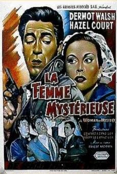 Ver película Una mujer misteriosa