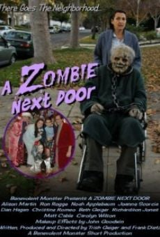 Película: A Zombie Next Door