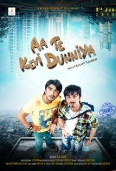 Película: Aa Te Kevi Dunniya