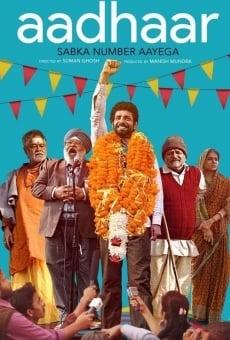 Ver película Aadhaar