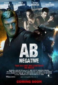 Watch AB Negative online stream