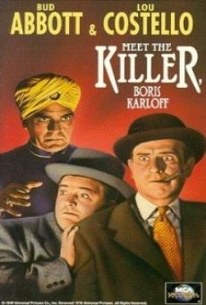 Abbott and Costello Meet the Killer, Boris Karloff on-line gratuito