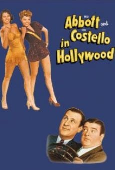 Ver película Abbott y Costello en Hollywood
