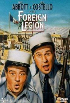 Abbott and Costello in the Foreign Legion on-line gratuito