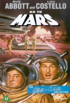 Abbott y Costello en Marte