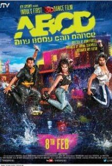 Ver película ABCD (Any Body Can Dance)