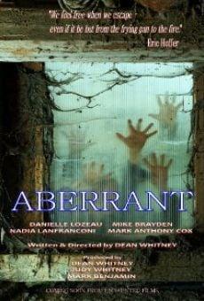 Watch Aberrant online stream