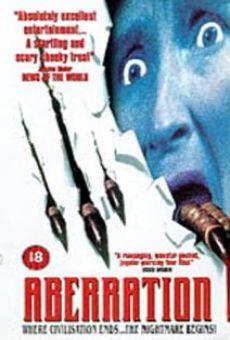 Ver película Aberration