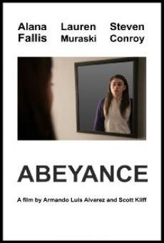 Watch Abeyance online stream