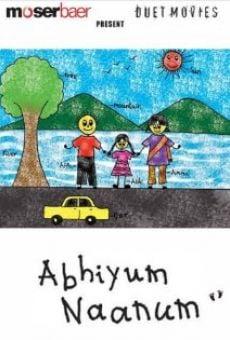 Ver película Abhiyum Naanum