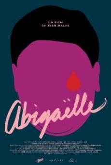 Película: Abigaëlle