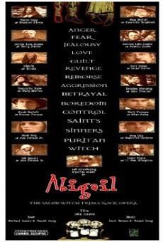Abigail - The Salem Witch Trials Rock Opera on-line gratuito