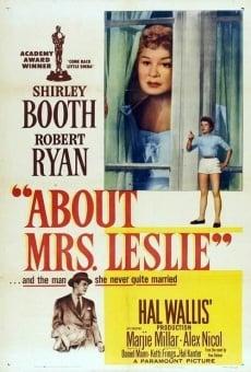 Ver película About Mrs. Leslie