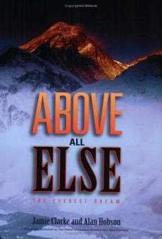 Ver película Above All Else: The Everest dream