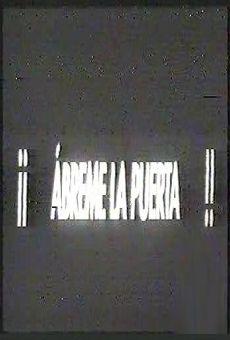 Ver película Ábreme la puerta