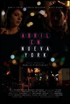 Abril en Nueva York