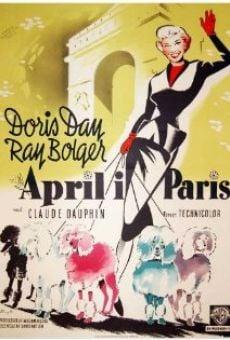 Ver película Abril en París