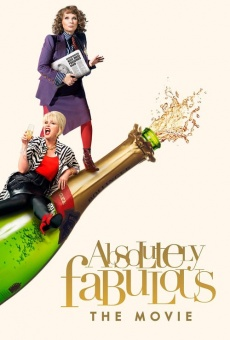 Absolutely Fabulous: The Movie online free