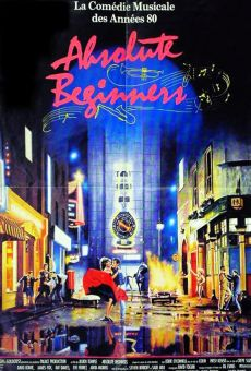 Ver película Absolute Beginners