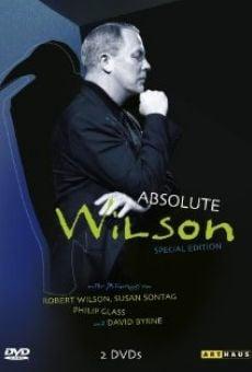 Ver película Absolute Wilson