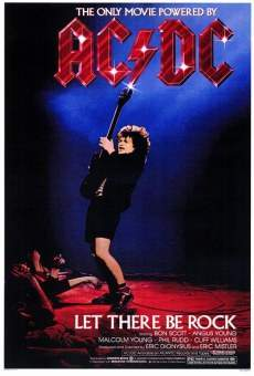 AC/DC: Let There Be Rock, the movie online free