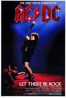 Ver película AC/DC: Let There Be Rock, la película