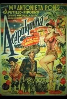 Ver película Acapulqueña
