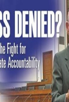 Access Denied?: The Fight for Corporate Accountability
