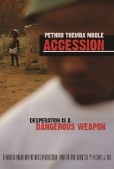Ver película Accession
