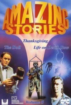 Amazing Stories: Thanksgiving online free