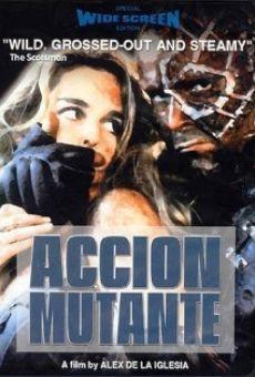 Ver película Acción mutante