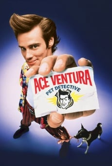 Ver película Ace Ventura, un detective diferente