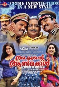 Ver película Achante Aanmakkal