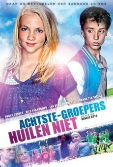 Ver película Achtste Groepers Huilen Niet