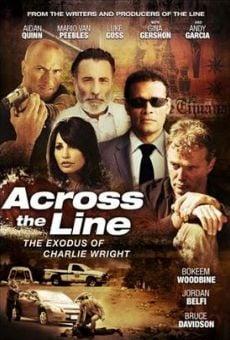 Ver película Across the Line