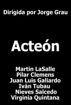 Ver película Acteón