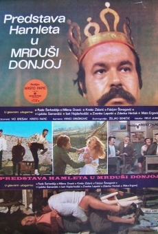 Ver película Acting Hamlet in the Village of Mrdusa Donja