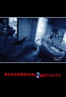 Ver película Actividad Paranormal 2