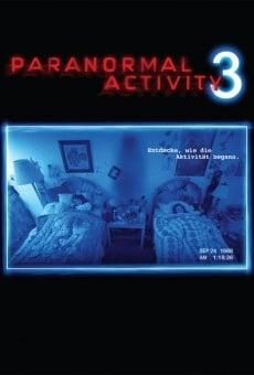 Actividad paranormal 3 online