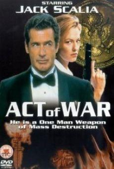 Ver película Acto de guerra