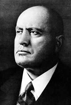 Películas de Benito Mussolini