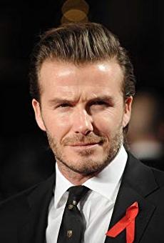 Películas de David Beckham