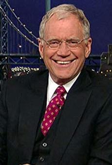 Películas de David Letterman