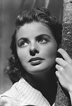 Películas de Ingrid Bergman