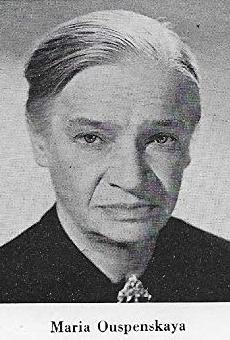 Películas de Maria Ouspenskaya