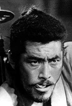 Películas de Toshirô Mifune